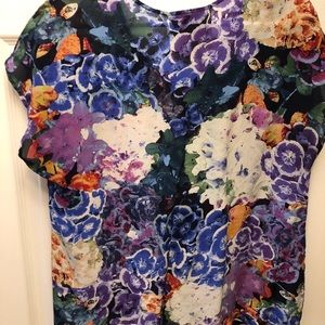 Maeve Tops - Anthropologie Maeve Size 10 blouse